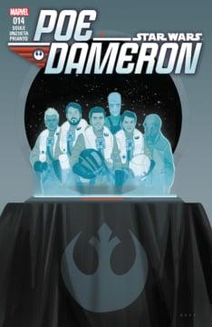 Poe Dameron 014 Cover