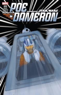 Poe Dameron 015 Cover