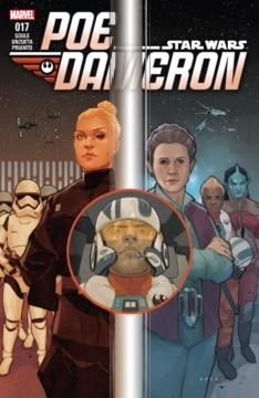 Poe Dameron 017 Cover