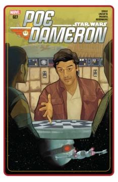 Poe Dameron 027 Cover