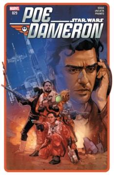 Poe Dameron 029 Cover