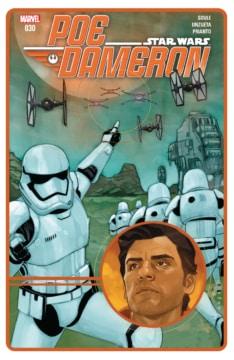 Poe Dameron 030 Cover