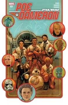 Poe Dameron 031 Cover