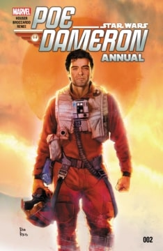Poe Dameron Annual 002 Cover
