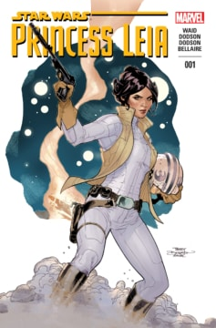 Princess Leia 001 Cover
