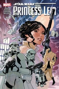 Princess Leia 004 Cover