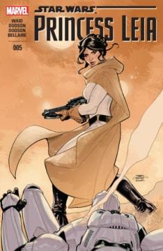 Princess Leia 005 Cover