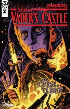 Return To Vaders Castle 002 Cover