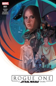 Rogue One Adaptation 001 Cover