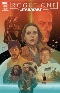 Rogue One Adaptation 006 Cover