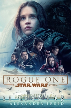 Rogue One Novelization Cover