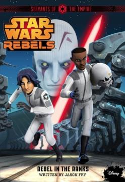 Servants Of The Empire 02 Rebel In The Ranks Cover
