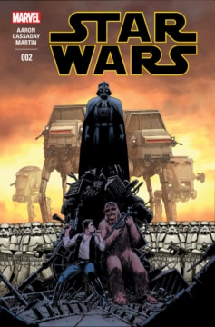 Star Wars 002 Cover