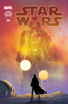 Star Wars 004 Cover