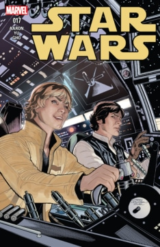 Star Wars 017 Cover