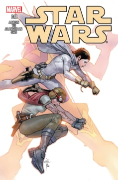 Star Wars 018 Cover