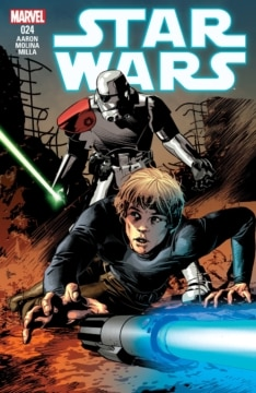 Star Wars 024 Cover