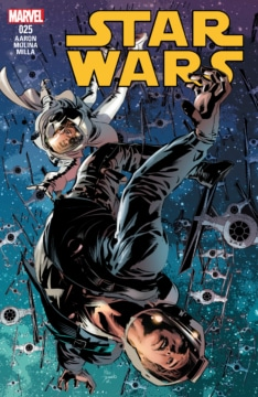 Star Wars 025 Cover