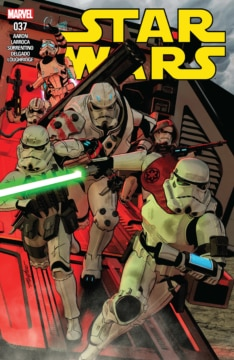 Star Wars 037 Cover