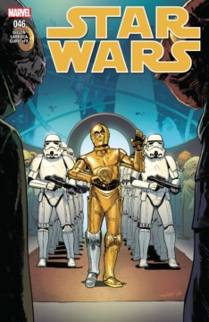 Star Wars 046 Cover