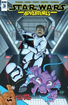 Star Wars Adventures 003 Cover