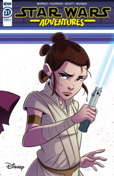 Star Wars Adventures 031 Cover