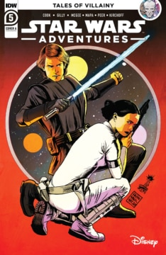 Star Wars Adventures 2020 005 Cover