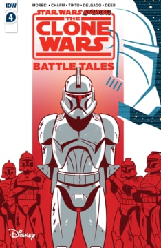 Star Wars Adventures Clone Wars 004 Cover