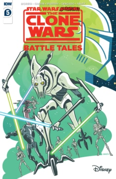 Star Wars Adventures Clone Wars 005 Cover
