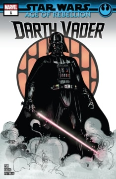 Star Wars Age Of Rebellion Darth Vader 001 Cover