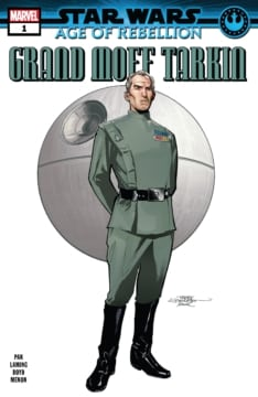 Star Wars Age Of Rebellion Grand Moff Tarkin 001 Cover