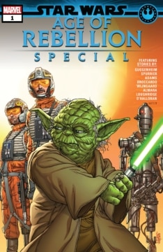 Star Wars Age Of The Rebellion Special 001 Cover
