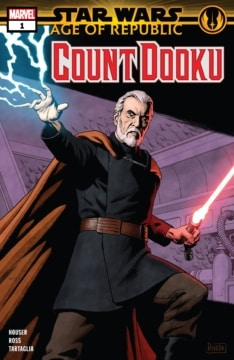 Star Wars Age Of The Republic Count Dooku 001 Cover