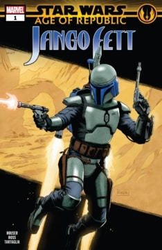 Star Wars Age Of The Republic Jango Fett 001 Cover