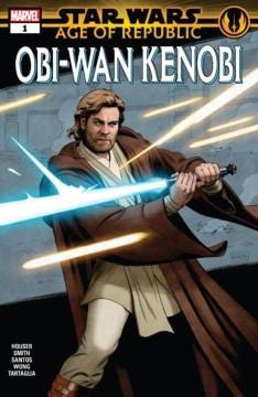Star Wars Age Of The Republic Obi Wan Kenobi 001 Cover