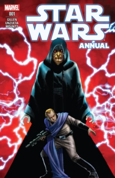 Star Wars Annual 001 Cover