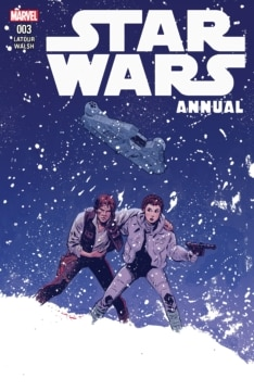 Star Wars Annual 003 Cover