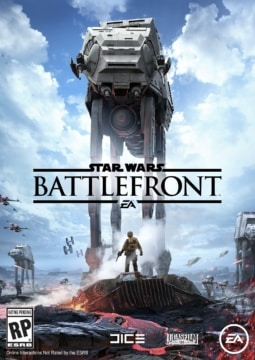 Star Wars Battlefront 2015 Cover
