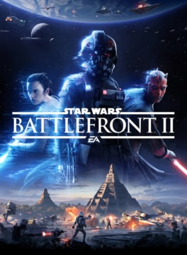 Star Wars Battlefront Ii 2017 Cover