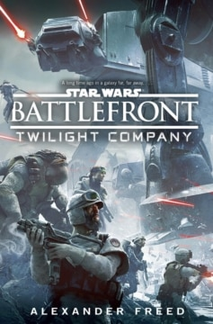 Star Wars Battlefront Twilight Compagny Cover