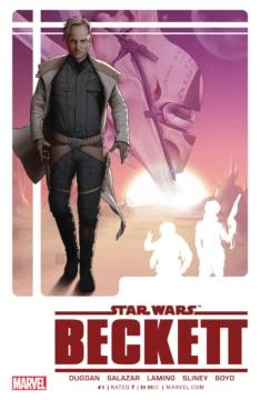 Star Wars Beckett Cover