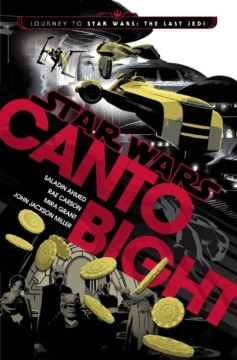 Star Wars Canto Bight Cover