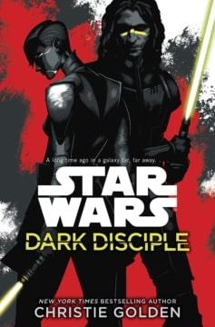 Star Wars Dark Disciple Cover