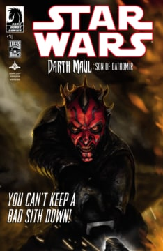 Star Wars Darth Maul Son Of Dathomir 001 Cover
