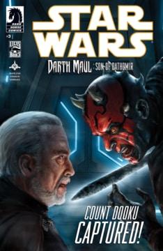 Star Wars Darth Maul Son Of Dathomir 003 Cover