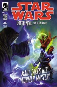 Star Wars Darth Maul Son Of Dathomir 004 Cover