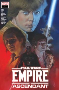 Star Wars Empire Ascendant 001 Cover