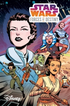 Star Wars Forces Of Destiny Cover