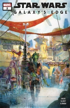 Star Wars Galaxys Edge 002 Cover