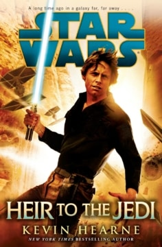Star Wars Heir To The Jedi Cover